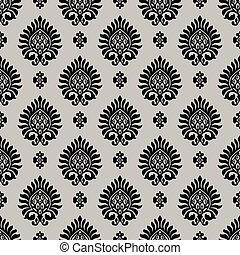 Vector Seamless Background Pattern - Repeating vector...