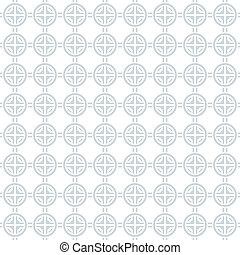 vector seamless geometric background pattern