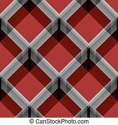 vector seamless geometric background