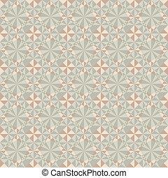 vector seamless pastel geometric pattern