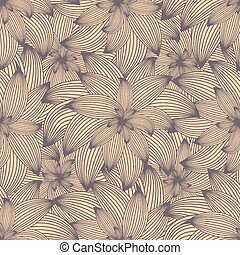 Vector seamless pattern. Abstract s