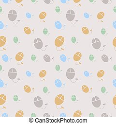 Vector seamless pattern