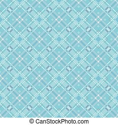 Vector seamless pattern. Classic stylish texture. Repeating...