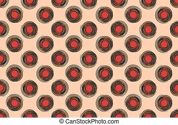 Vector Seamless Pattern. EPS 10.