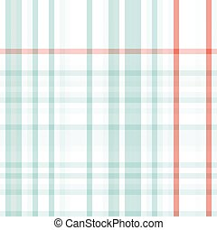 Vector seamless pattern in pastel colors. Blue, pink