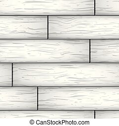 Vector seamless pattern of wooden planks.