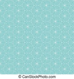 Vector seamless pattern. Repeating geometric background with thin lines pattern