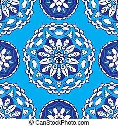 vector seamless pattern tile