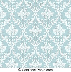 Vector seamless pattern with art ornament for design -...