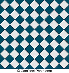 Vector seamless pattern with squares