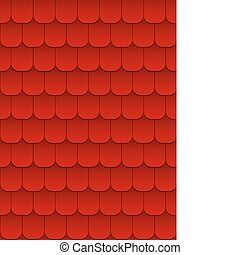 Vector seamless texture of tile