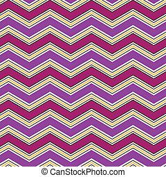 zigzag pattern - vector seamless zigzag pattern