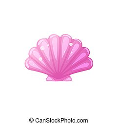 vector seashell icon