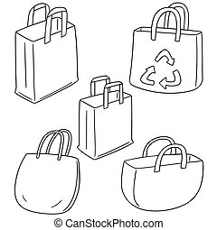 vector set of bag