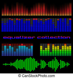 colored equalizers