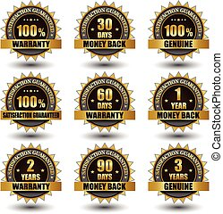 Vector set of golden labels satisfaction guaranteed