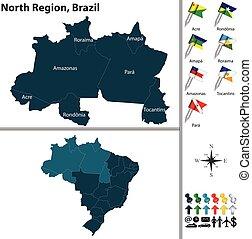 North Region of Brazil