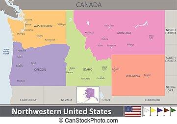 Northwestern of United States
