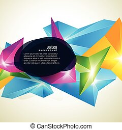 vector shape design