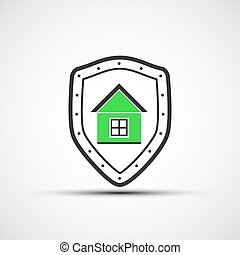 Vector shield and Real Estate