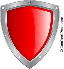 Vector shield illustration