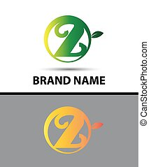 Vector sign Eco number two logo