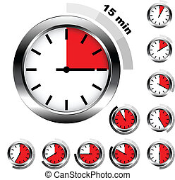 Vector simple timers