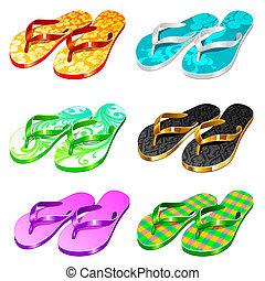 Vector slippers