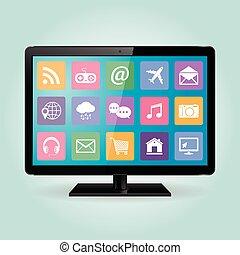 Vector Smart TV
