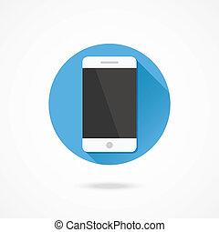 Vector Smartphone Icon