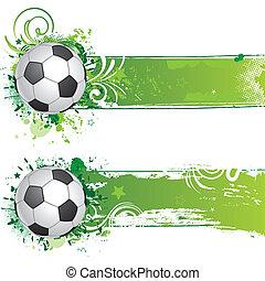 soccer - vector soccer design element