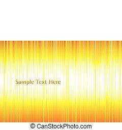 Vector Solar Background