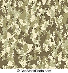 vector soldier summer camouflage background pattern