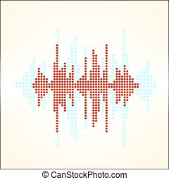 Vector sound wave.
