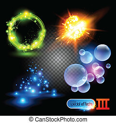 Vector Special Effects 3 - Vector Special Effects Series 3. ...