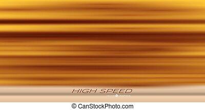 vector speed concept