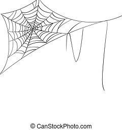 Vector Spiderweb