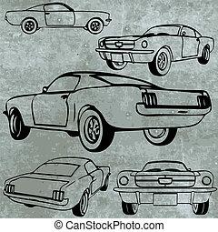 vector sportcar