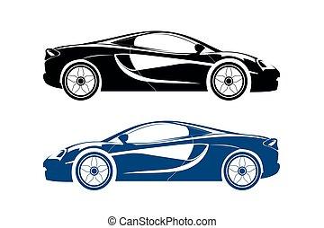 Vector sports car design