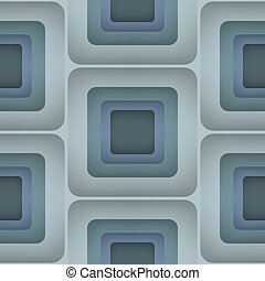 Vector Squares Seamless Pattern