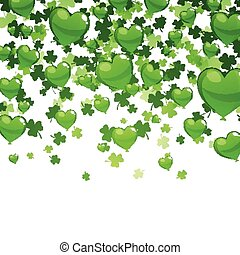 Vector St. Patrick's Day Background