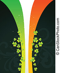 vector st patrick's day design