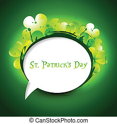 st patrick's day design