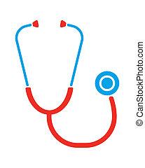 Stethoscope - Vector Stethoscope