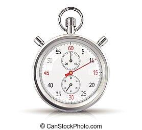 Vector Stopwatch.