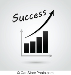 Vector success graph