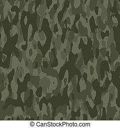 vector summer camouflage background pattern
