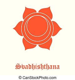 Svadhishthana sacral chakra