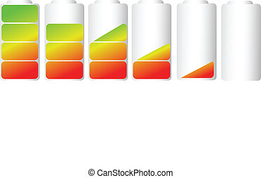 battery level indicator
