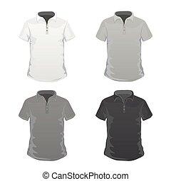 Vector T-Shirt Templates